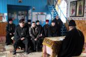 Відбулося чергове зібрання священиків Андрушівського благочиння.