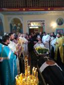 Відбувся чин поховання спочилого клірика Житомирської єпархії УПЦ!