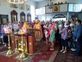 Благословіння дітей в Черняхові!