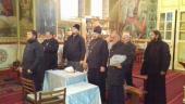 В Чуднові відбулися збори священиків Чуднівського округу.