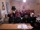 Зустріч із дітьми та батьківським комітетом воскресної школи у Попільні!