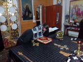 Загальна сповідь духовенства та соборна Божественна Літургія Напередосвячених Дарів у Баранівському благочинні
