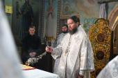 У суботу перед Богоявленням митрополит Никодим звершив Божественну літургію у Свято-Успенському архієрейському соборі міста Житомира!