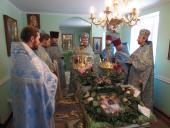 Сповідь духовенства Любарського округу.