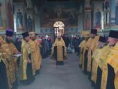 Соборна молитва у Новограді-Волинському!