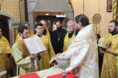 Митрополит Никодим очолив воскресну літургію у кафедральному соборі!