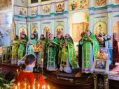 Урочисте богослужіння у Білилівці!
