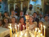 Різдво Христове в Свято-Преображенському храмі м.Новоград-Волинський.