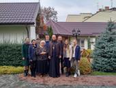 Молодіжна організація «Преображення» відвідала благодійний фонд «Міссія в Україну»