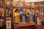 В селі Гальчин по особливому святкували престольне свято.
