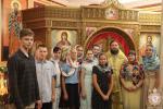 Престольне свято єпархіального храму в честь праведного Никодима!