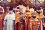 Святкове богослужіння священиків Житомирського благочиння в день пам'яті мч. Іоанна Воїна!