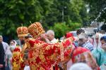 У Житомирі вшанували пам'ять події перенесення чесної глави святої преподобномучениці Анастасії Римлянині із Волині до Житомира.