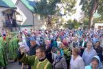 Святкове Богослужіння у Городницькому Свято-Георгіївському монастирі у День пам'яті Преподобного Симеона Стовпника!