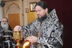 Озерне. Сповідь духовенства Житомирського районного благочиння.
