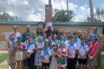 У Житомирській єпархії пройшов дитячий православний табір!