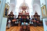 Десятиріччя служіння благочинним Коростишівського округу відзначив архімандрит Яків (Шумов)