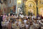 Митрополит Никодим очолив Божественну літургію у Свято-Хрестовоздвиженському кафедральному соборі м. Житомира!