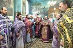 Зустріч чудотворної ікони Божої Матері «Іверська» та загальна сповідь духовенства Бердичівського благочиння у дні Великого посту