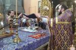 Недільну літургію у кафедральному соборі очолив Правлячий архієрей!