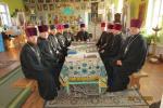 Збори священослужителів Любарського округу.